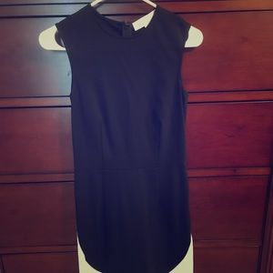 Stella McCartney Black & White Sheath Dress